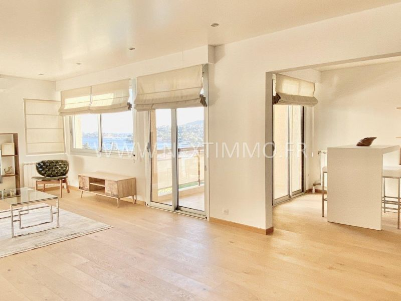 Sale apartment Beaulieu-sur-mer 990 000€ - Picture 1