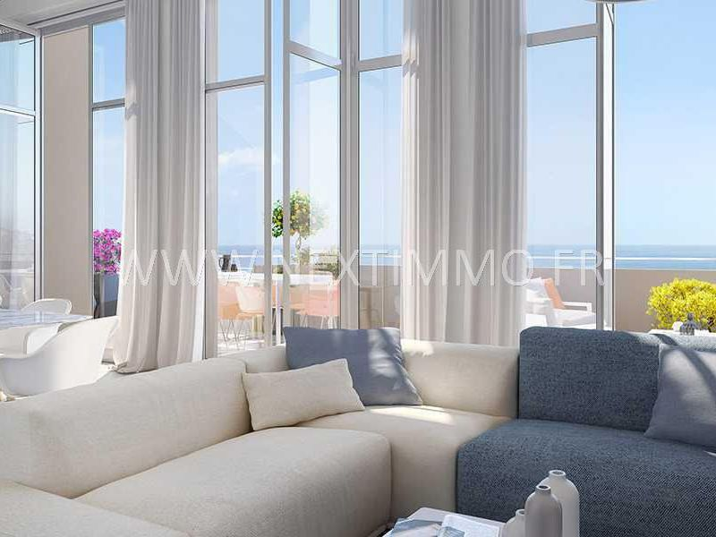 Vente appartement Roquebrune-cap-martin 1 750 000€ - Photo 1