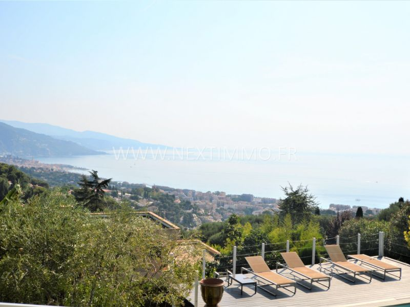 Venta  casa Roquebrune-cap-martin 2800000€ - Fotografía 16