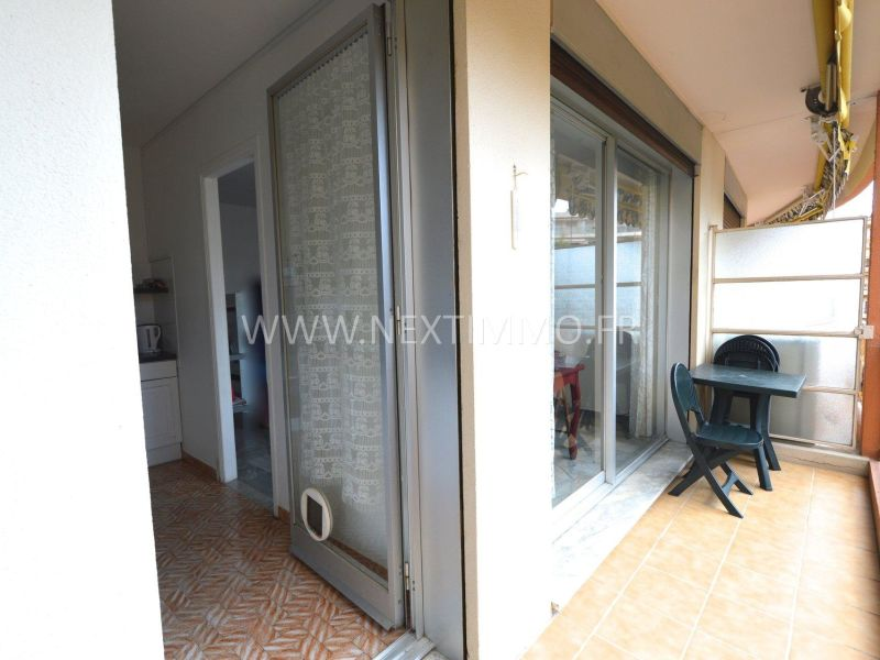 Vendita appartamento Menton 142000€ - Fotografia 8