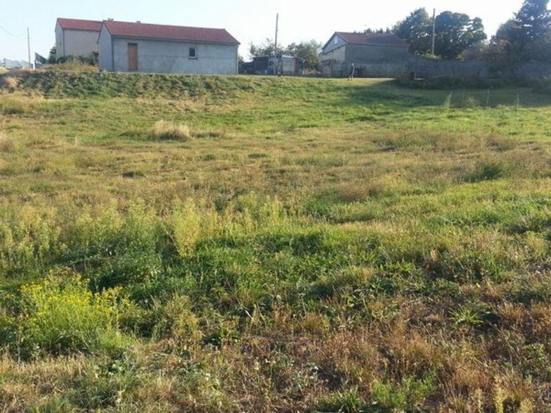 Vente terrain Eclassan 55500€ - Photo 1