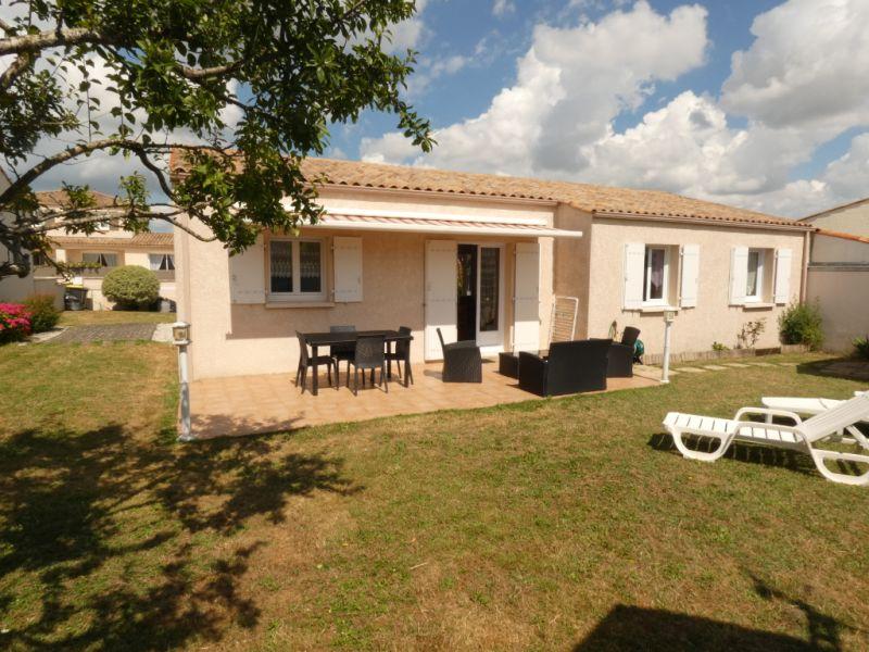 Location saisonnière Villa t4 Vaux Sur Mer