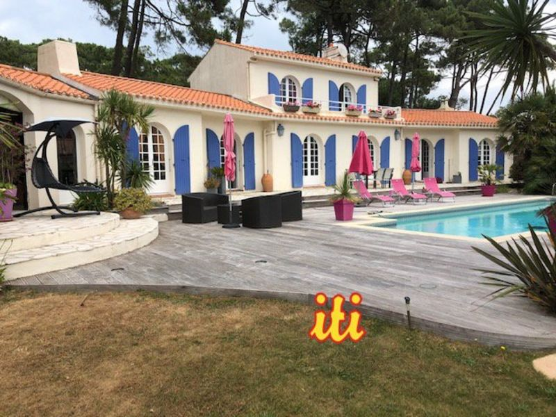Vente maison / villa Talmont st hilaire 785500€ - Photo 1