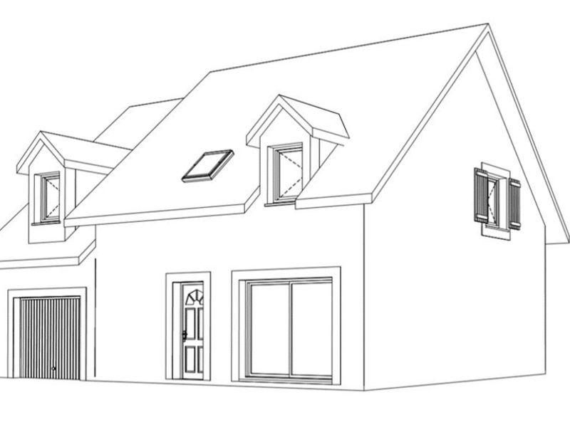 出售 住宅/别墅 La mure 244000€ - 照片 1