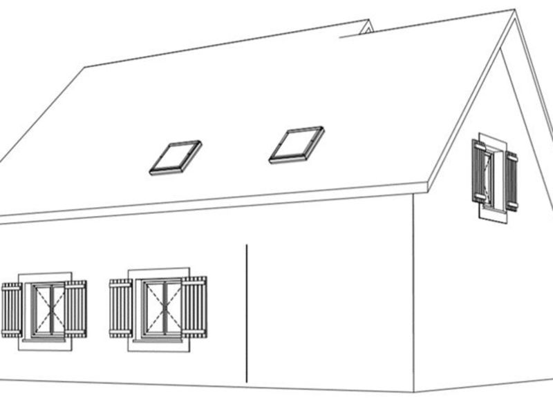 Vendita casa La mure 244000€ - Fotografia 10