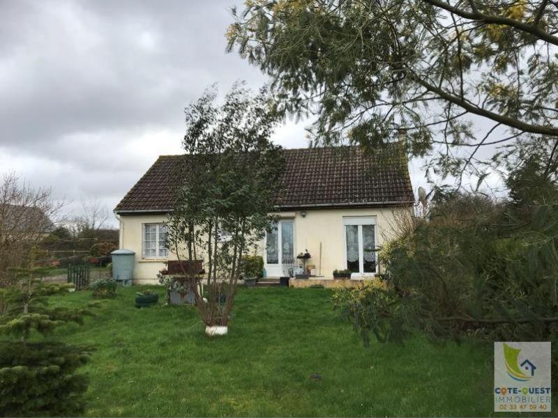 Vente maison / villa Pirou 116350€ - Photo 1