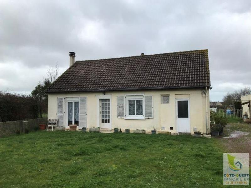 Vente maison / villa Pirou 116350€ - Photo 2