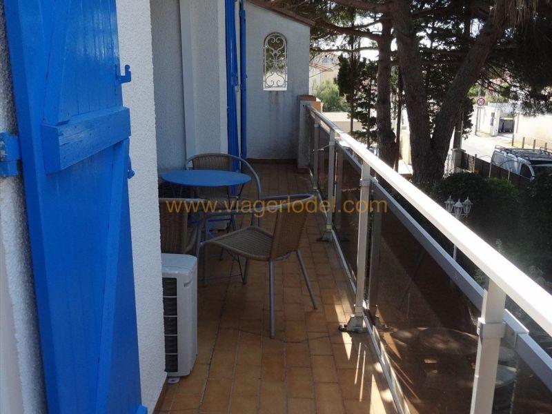 Vendita nell' vitalizio di vita casa Agde 450000€ - Fotografia 9