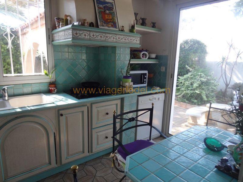Vendita nell' vitalizio di vita casa Agde 450000€ - Fotografia 7