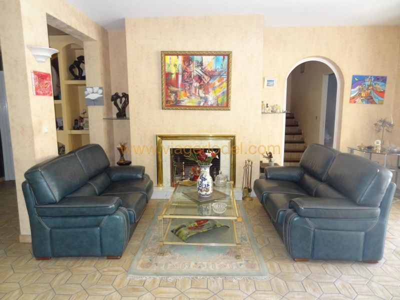 Vendita nell' vitalizio di vita casa Agde 450000€ - Fotografia 4