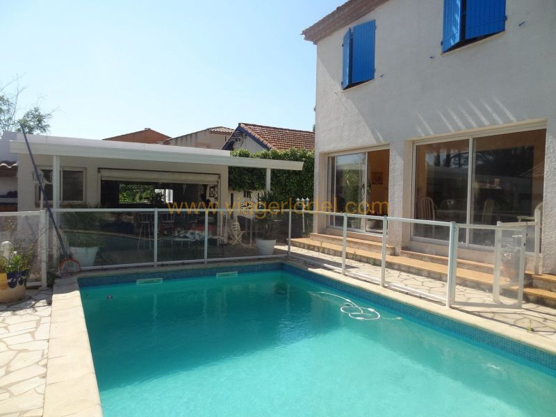 Life annuity house / villa Agde 450000€ - Picture 2