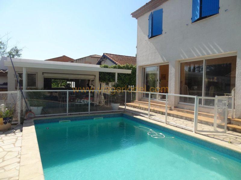 Vendita nell' vitalizio di vita casa Agde 450000€ - Fotografia 2
