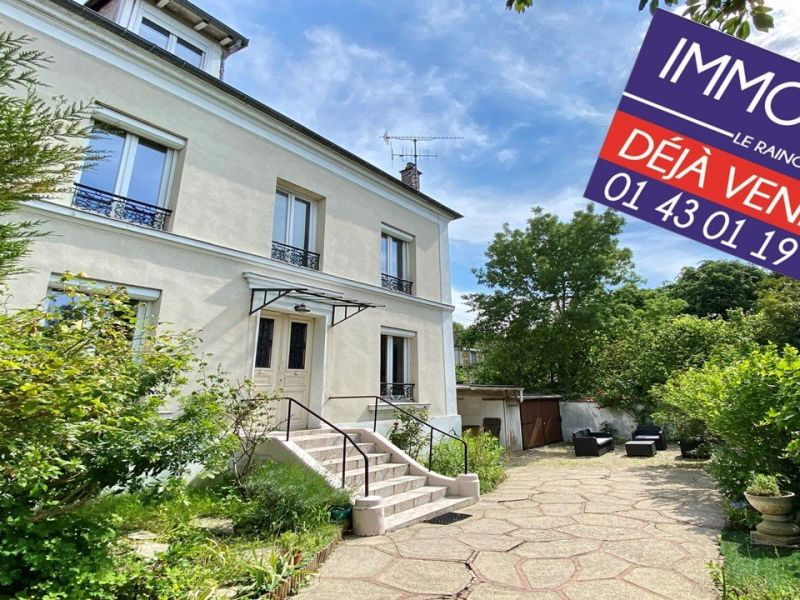 Sale house / villa Le raincy 499 000€ - Picture 1