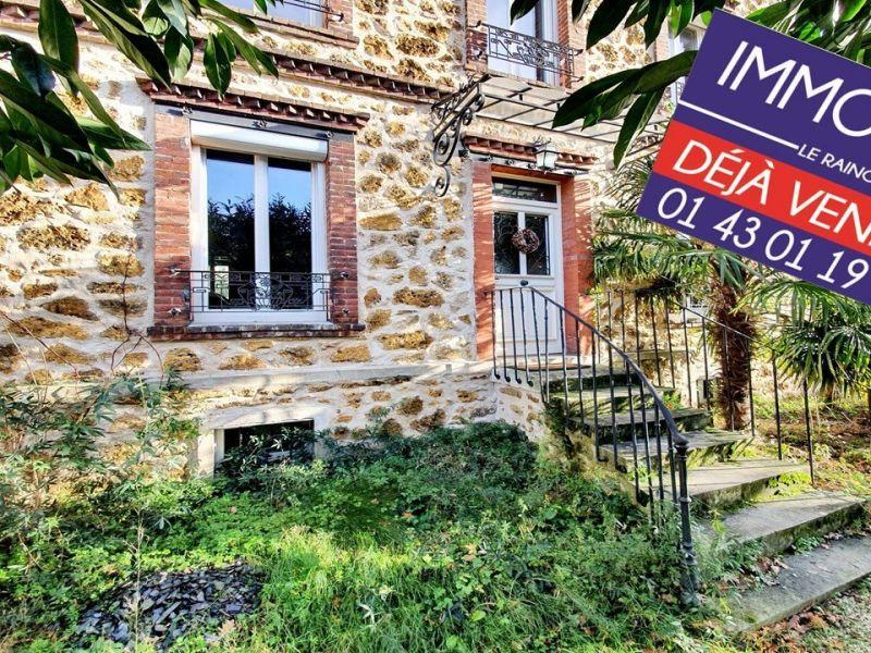Vente maison / villa Villemomble 580000€ - Photo 1