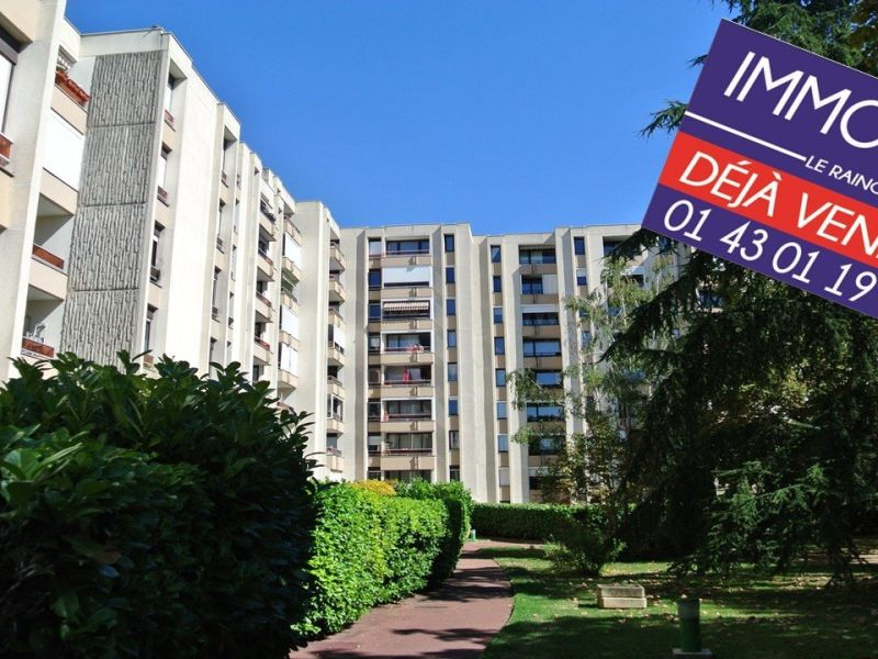 Vente appartement Le raincy 179 000€ - Photo 1