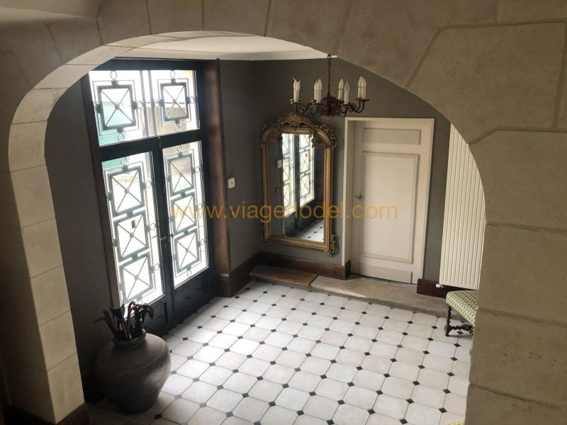 Life annuity private mansion Niort 465 000€ - Picture 5
