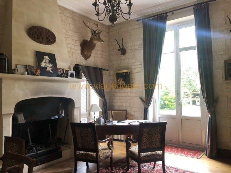 Life annuity private mansion Niort 465 000€ - Picture 13