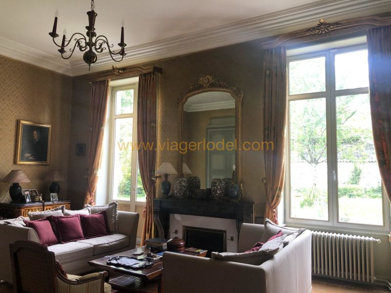 Life annuity private mansion Niort 465 000€ - Picture 12