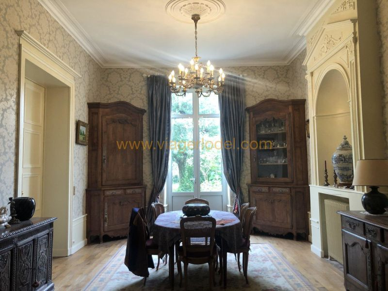 Life annuity private mansion Niort 765 000€ - Picture 9