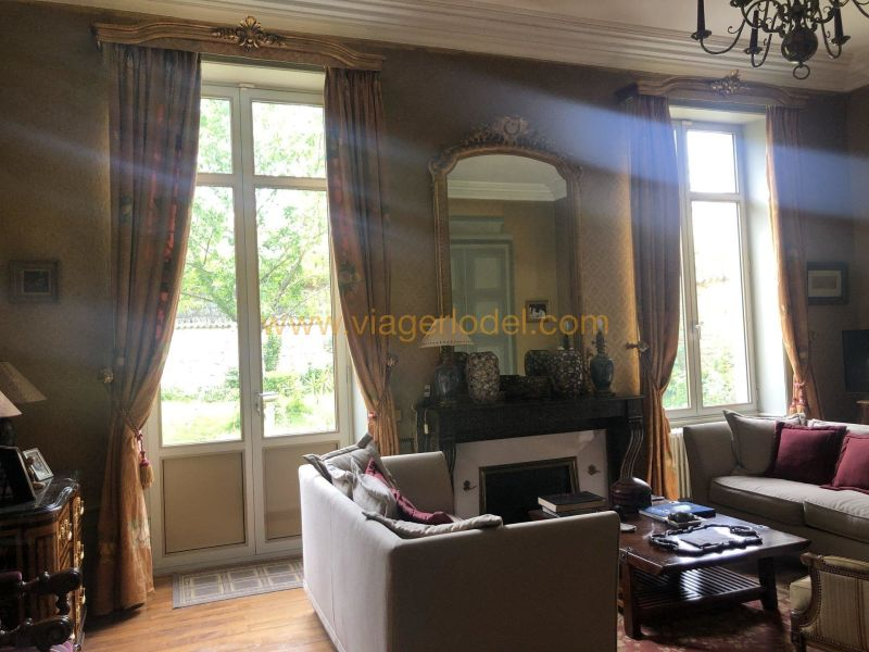 Life annuity private mansion Niort 765 000€ - Picture 12