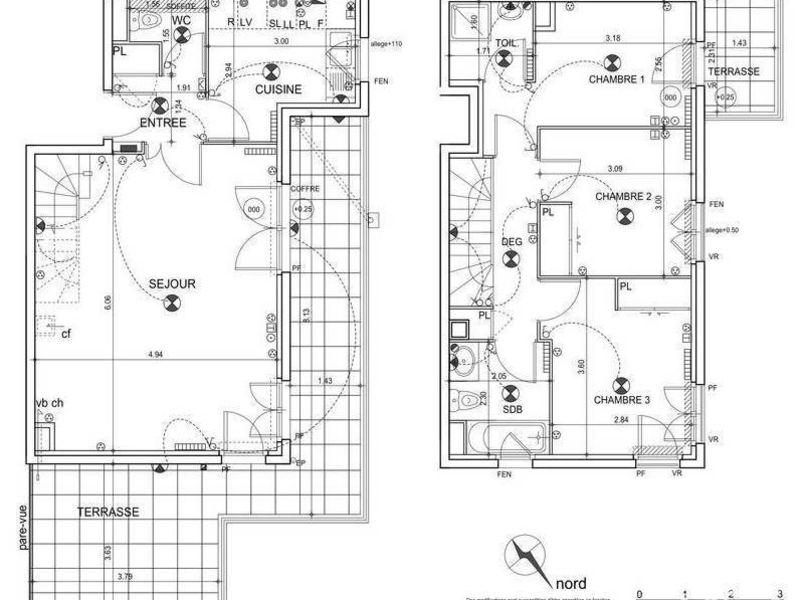 Vente appartement Bagnolet 413000€ - Photo 10