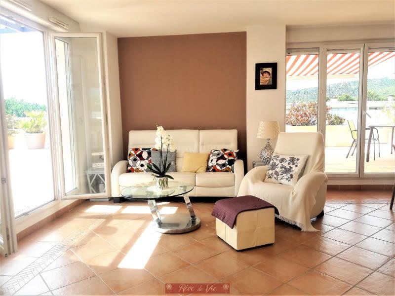 Vente de prestige appartement Bormes les mimosas 580000€ - Photo 3