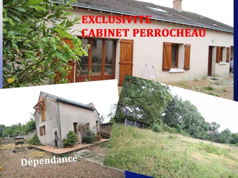Vente maison / villa Montoire sur le loir 110000€ - Photo 1