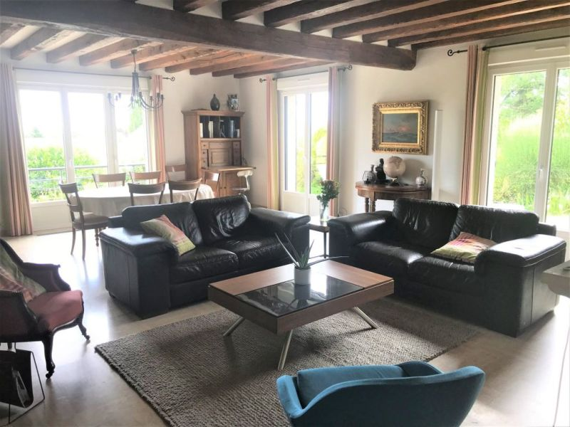 Sale house / villa Orgeval 790000€ - Picture 3