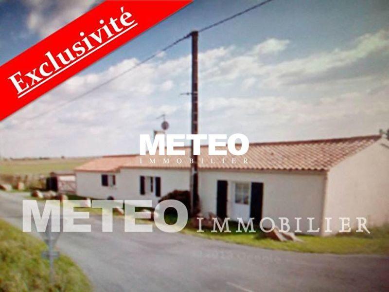 Sale house / villa Champagne les marais 121900€ - Picture 1
