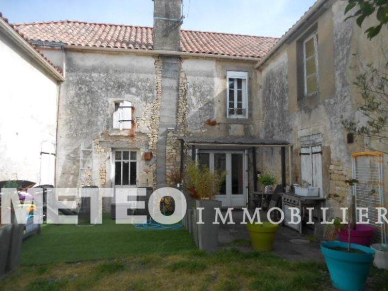 Sale house / villa Nalliers 220600€ - Picture 3