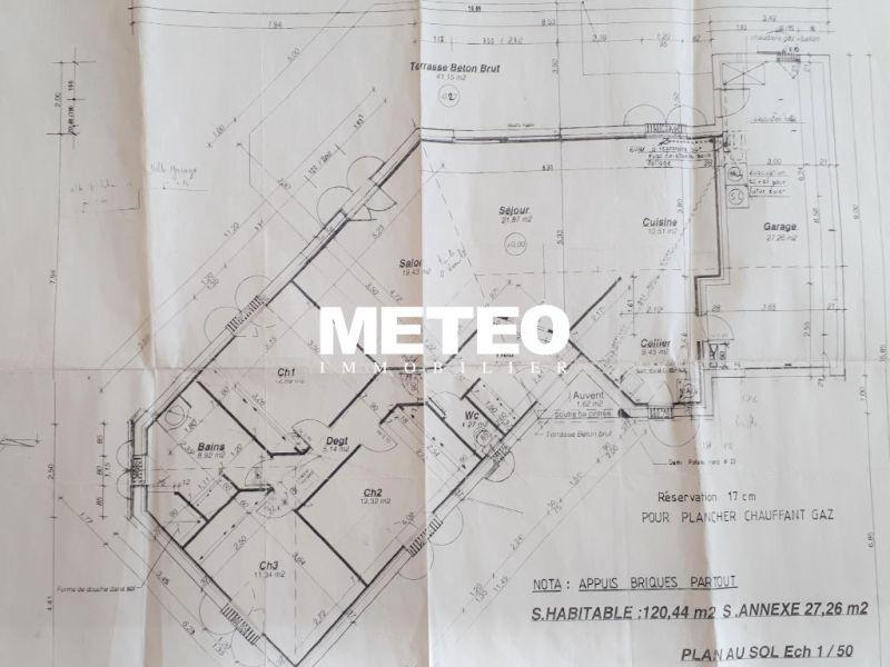 Vente maison / villa Landeronde 286500€ - Photo 6