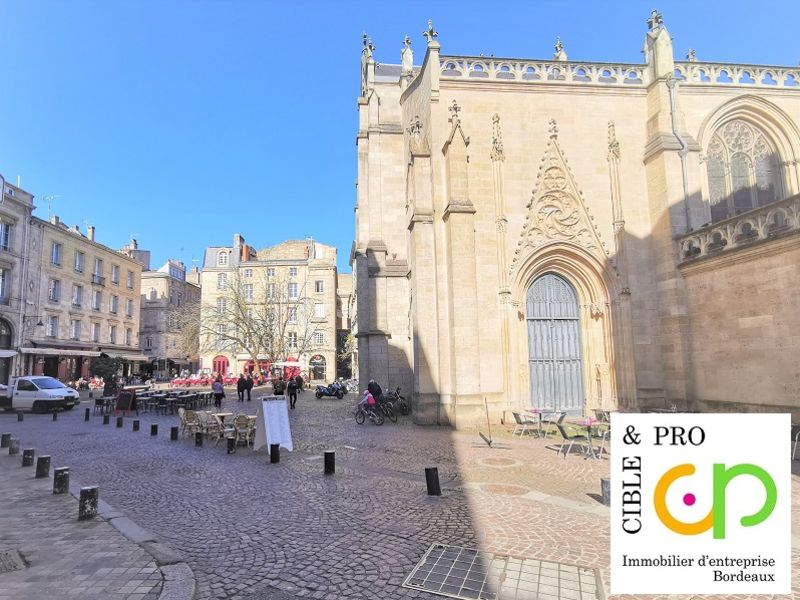 Commercial property sale shop Bordeaux 531 160€ - Picture 1