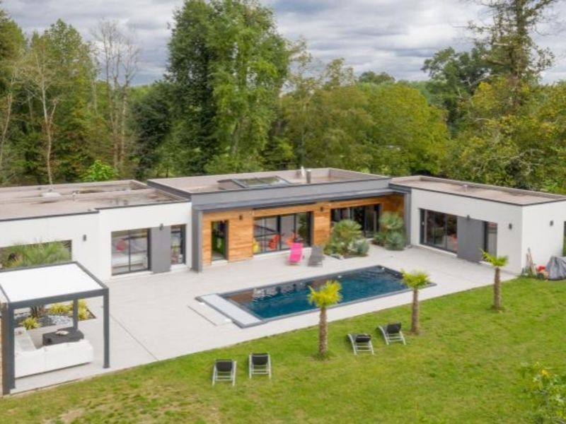 Venta de prestigio  casa Langon 895500€ - Fotografía 2