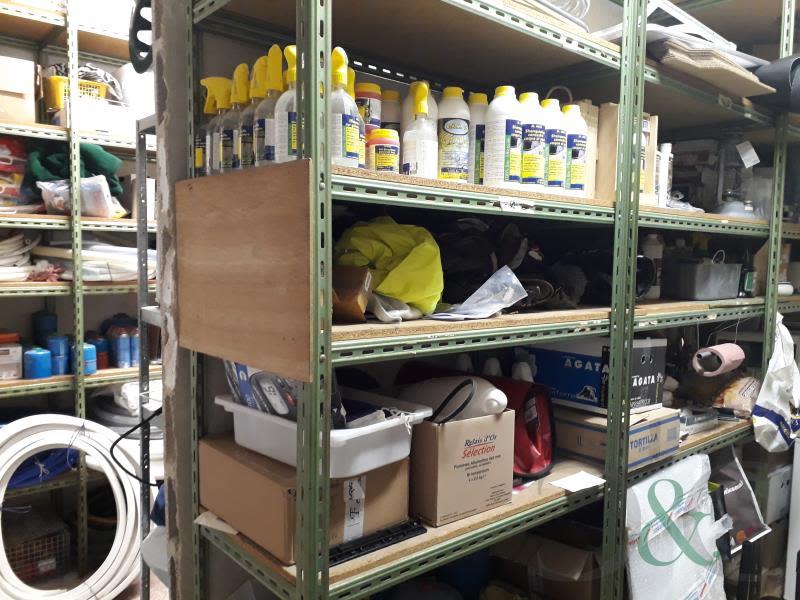 Sale empty room/storage Bormes les mimosas 185000€ - Picture 9