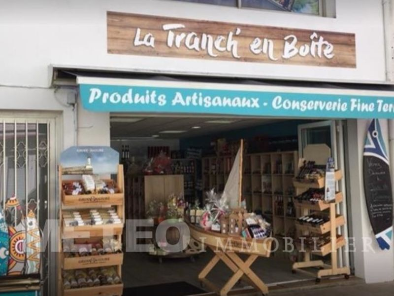 Vente fonds de commerce boutique La tranche sur mer 49 900€ - Photo 1