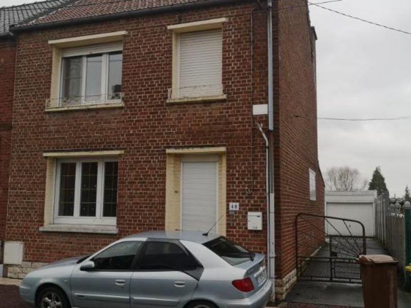 Vente maison / villa Flines lez raches 170000€ - Photo 1