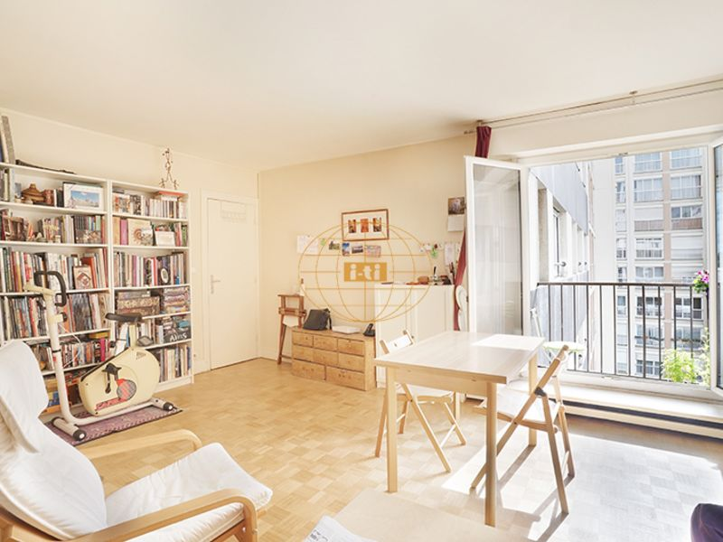 Vente appartement Paris 11ème 550 000€ - Photo 2