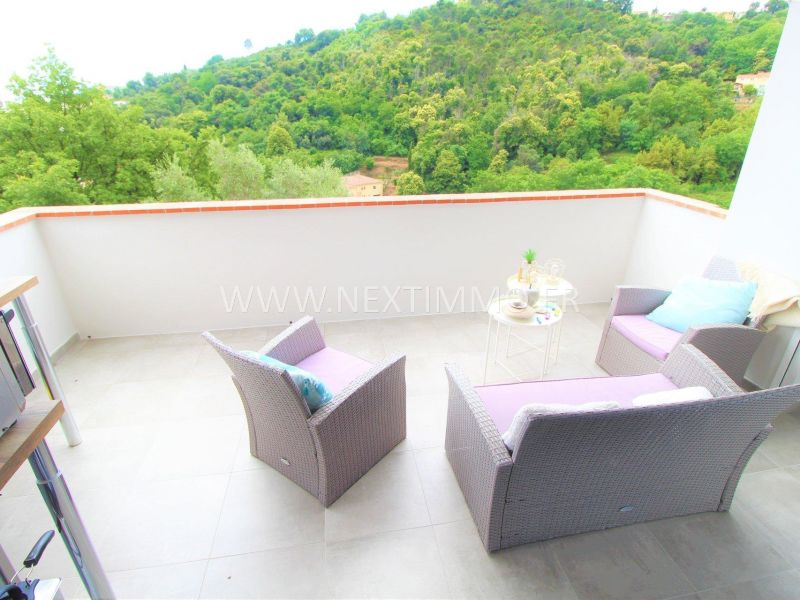 Vendita appartamento Menton 560000€ - Fotografia 2