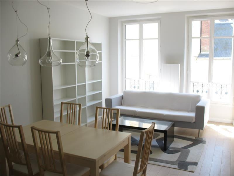 Rental apartment St germain en laye 2500€ CC - Picture 1