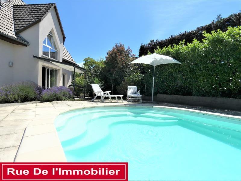 Vente maison / villa Wintershouse 432000€ - Photo 1