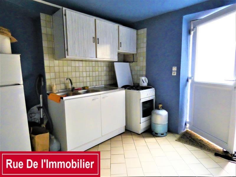 Sale apartment Saverne 37000€ - Picture 2