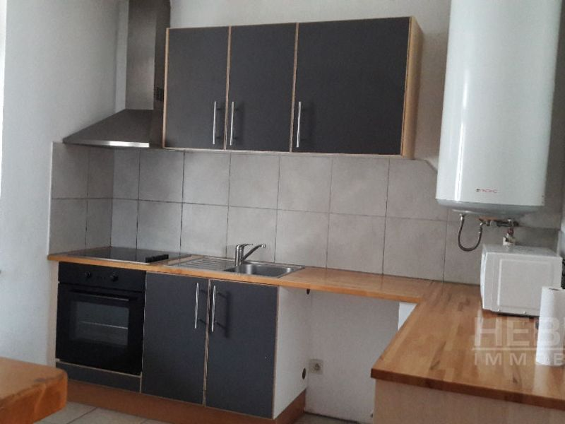 APPARTEMENT  2 PIECES  A LOUER  A SALLANCHES 74700