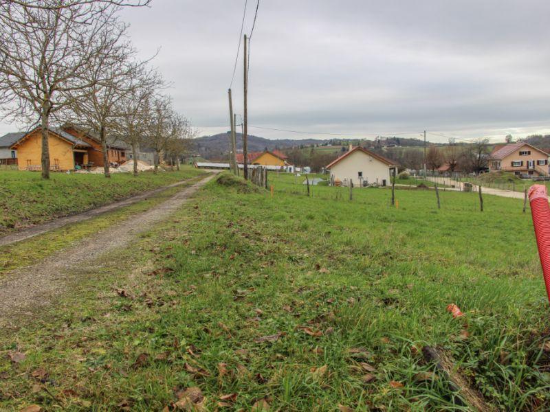 Vente terrain Saint beron 117000€ - Photo 3