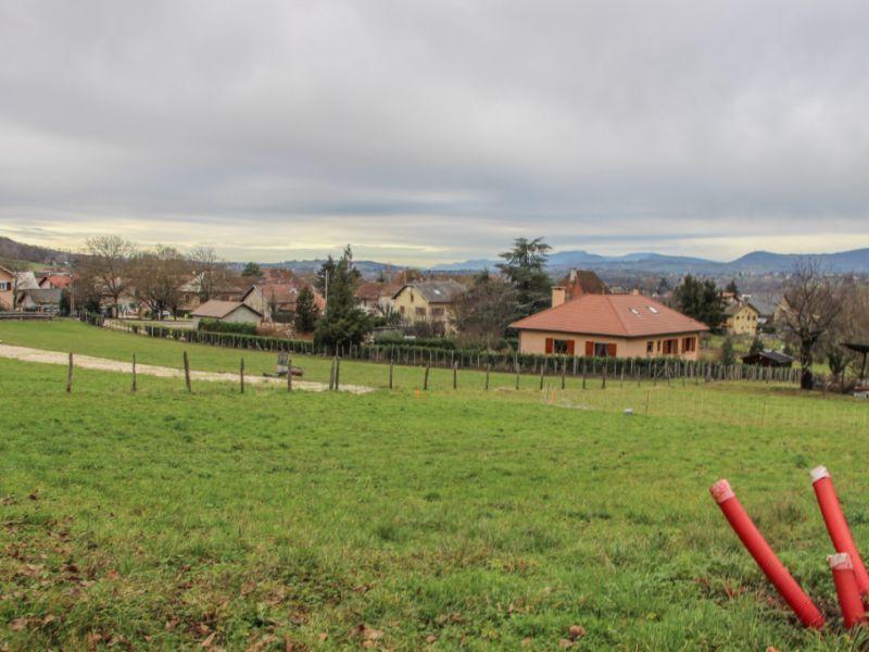 Vente terrain Saint beron 117000€ - Photo 4