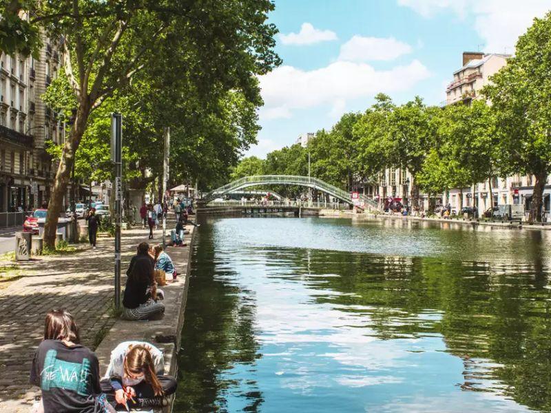 Vente appartement Paris 10ème 1270000€ - Photo 1