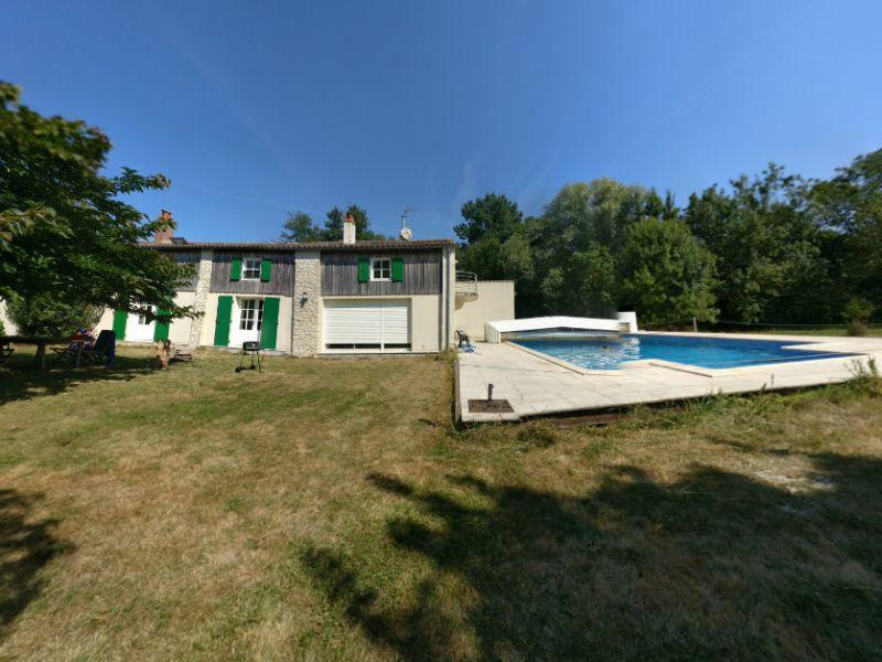 Vente maison / villa Saint hilaire la palud 525000€ - Photo 2