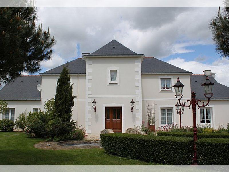 Vente maison / villa Saint herblon 597350€ - Photo 9