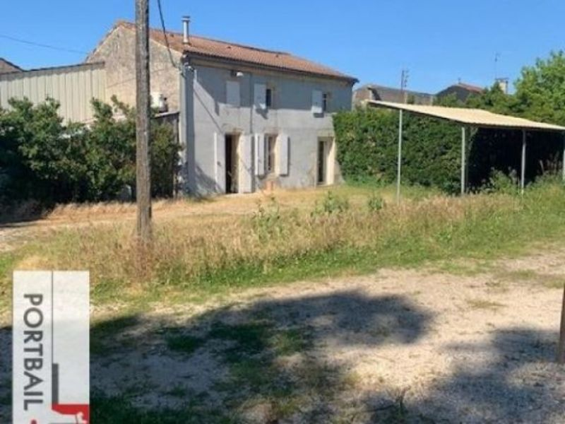 Vente maison / villa Blaye 128500€ - Photo 1