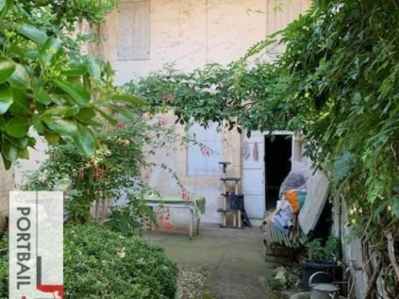 Sale house / villa Saint bonnet sur gironde 65000€ - Picture 1