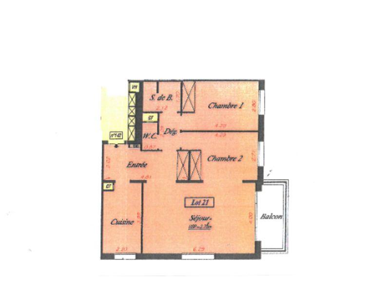 Vente appartement Neuilly sur seine 1055000€ - Photo 8